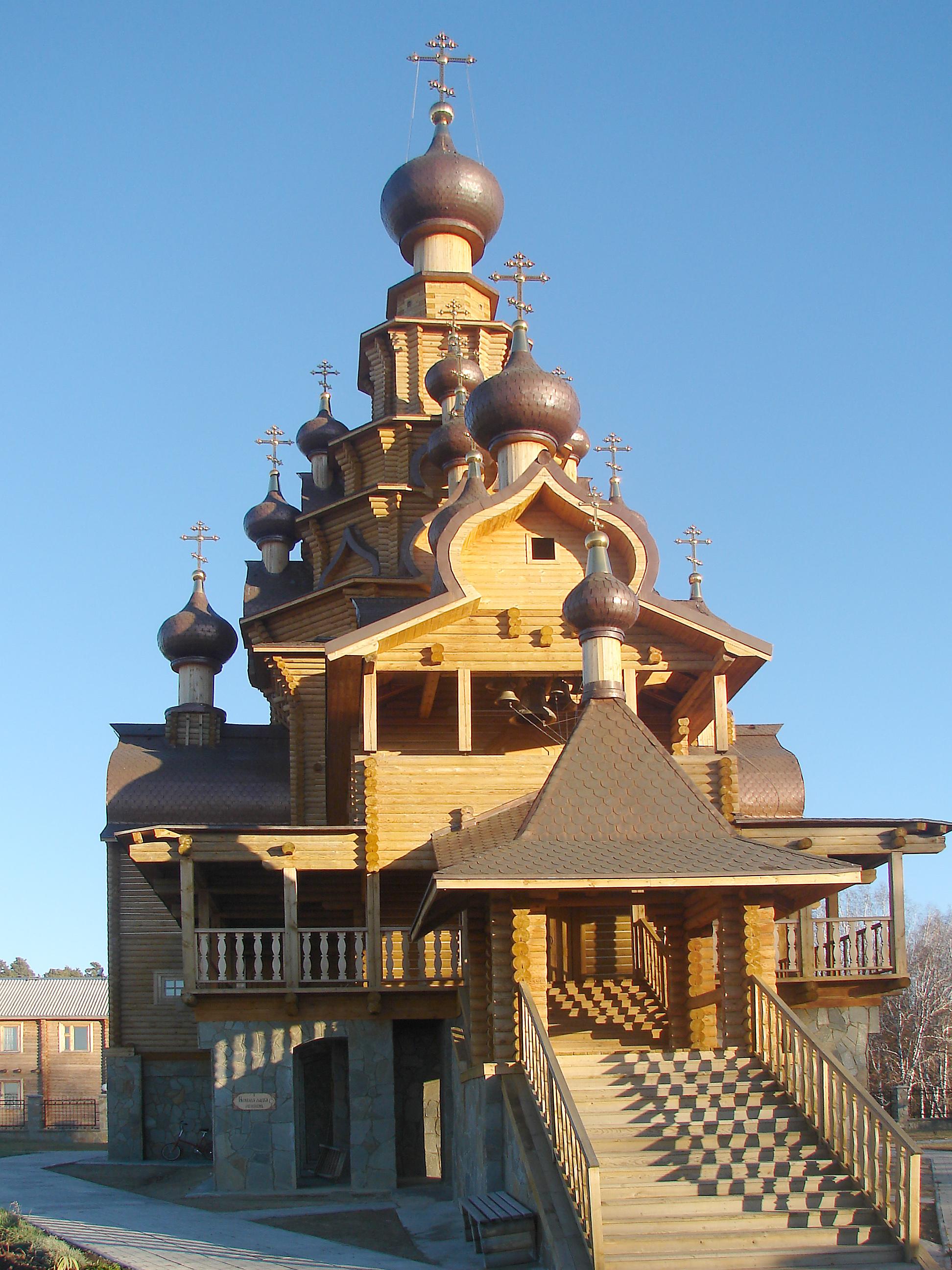 храм иконы скоропослушница: