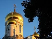 Иверский Одесский мужской монастырь. Церковь Серафима Саровского - Одесса - г. Одесса - Украина, Одесская область