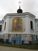 Учебное. Троице-Параскевиевский Топловский монастырь. Церковь иконы Божией Матери