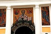 Николо-Шартомский мужской монастырь. Церковь Спаса Преображения - Введеньё - Шуйский район - Ивановская область