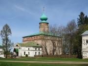 Борисоглебский. Борисоглебский монастырь. Собор Бориса и Глеба