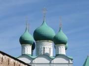 Борисоглебский. Борисоглебский монастырь. Церковь Сергия Радонежского