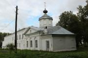 Некрасовское. Николо-Бабаевский монастырь. Церковь Иоанна Златоуста