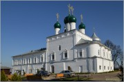 Переславль-Залесский. Никитский монастырь. Церковь Благовещения Пресвятой Богородицы