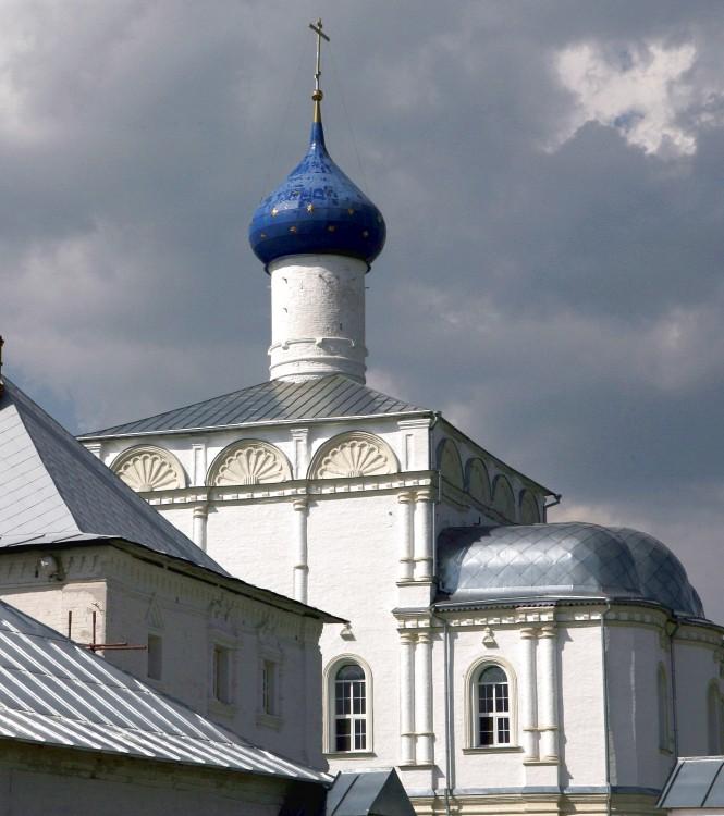 Троицкий Данилов монастырь. Церковь Похвалы Божией Матери, Переславль-Залесский
