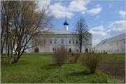Переславль-Залесский. Троицкий Данилов монастырь. Церковь Похвалы Божией Матери