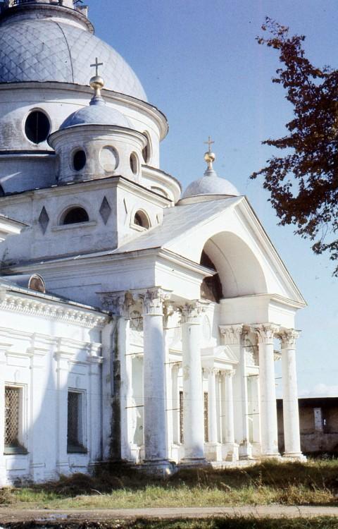 Спасо-Яковлевский Дмитриев мужской монастырь. Собор Димитрия Ростовского, Ростов