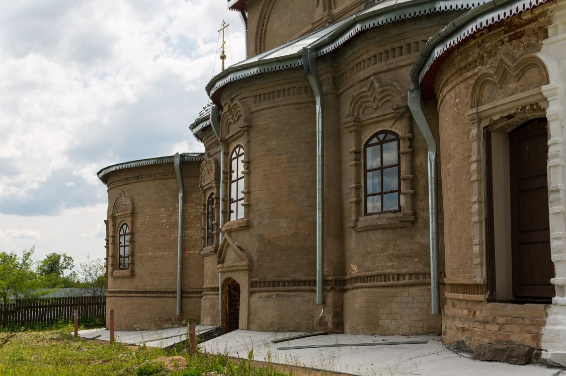 Николо-Улейминский монастырь. Собор Николая Чудотворца, Улейма