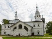 Улейма. Николо-Улейминский монастырь. Церковь Введения во храм Пресвятой Богородицы