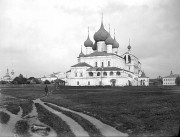 Воскресенский монастырь. Собор Воскресения Христова - Углич - Угличский район - Ярославская область