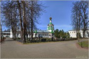 Толга. Введенский Толгский женский монастырь. Церковь Спаса Нерукотворного Образа