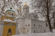 Ярославль. Спасо-Преображенский монастырь. Собор Спаса Преображения