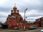 Иоанно-Предтеченский мужской монастырь. Собор Иоанна Предтечи - Астрахань - г. Астрахань - Астраханская область