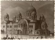 Верхотурье. Николаевский мужской монастырь. Собор Воздвижения Креста Господня