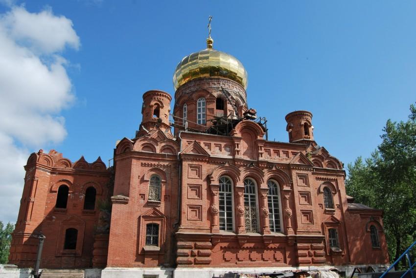 Скорбященский монастырь. Церковь Вознесения Господня, Нижний Тагил
