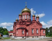 Нижний Тагил. Скорбященский монастырь. Церковь Вознесения Господня