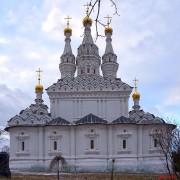 Вязьма. Монастырь Иоанна Предтечи. Церковь иконы Божией Матери