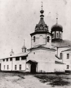 Махра. Троицкий Стефано-Махрищский женский монастырь. Церковь Стефана Махрищского