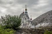Костомарово. Костомаровский Спасский монастырь. Собор Спаса Нерукотворного Образа