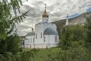 Костомарово. Костомаровский Спасский монастырь. Церковь иконы Божией Матери