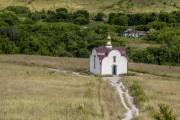 Костомарово. Костомаровский Спасский монастырь. Часовня Распятия Христова