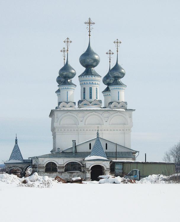 Воскресенский монастырь. Собор Воскресения Христова, Муром