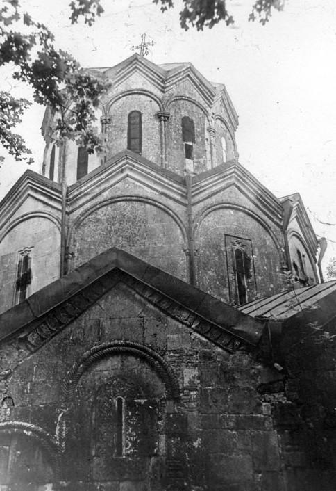 Кацхский Спасо-Вознесенский монастырь. Церковь Рождества Христова, Кацхи