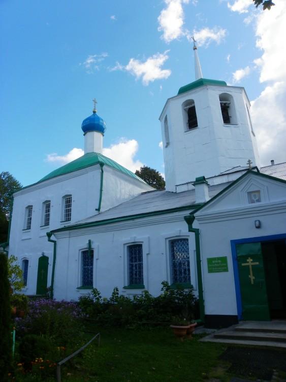 Введенский женский монастырь. Церковь Николая Чудотворца, Владимирец