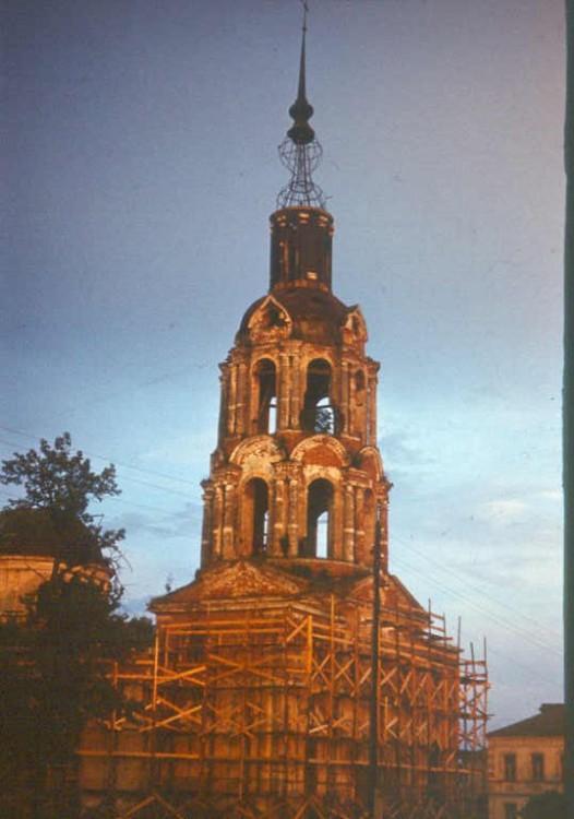 Церковь Казанской иконы Божией Матери, Заозерье