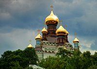 Покровский женский монастырь. Собор Николая Чудотворца - Киев - г. Киев - Украина, Киевская область