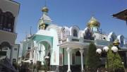 Ташкент. Троице-Никольский женский монастырь. Церковь Троицы Живоначальной