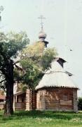 Суздаль. Музей деревянного зодчества. Церковь Воскресения Христова из с. Патакино