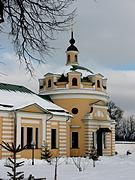 Аносин Борисоглебский монастырь. Собор Троицы Живоначальной - Аносино - Истринский район - Московская область