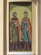 Аносино. Аносин Борисоглебский монастырь. Собор Троицы Живоначальной
