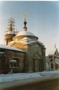 Аносин Борисоглебский монастырь. Церковь Димитрия Ростовского - Аносино - Истринский район - Московская область