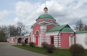 Аносино. Аносин Борисоглебский монастырь. Церковь Димитрия Ростовского