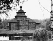 Музей деревянного зодчества. Церковь Илии Пророка - Кострома - г. Кострома - Костромская область