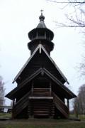 Кострома. Музей деревянного зодчества. Церковь Спаса Всемилостивого из с. Фоминское