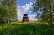 Музей деревянного зодчества. Неизвестная часовня из д. Притыкино - Кострома - г. Кострома - Костромская область
