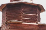 Кострома. Музей деревянного зодчества. Неизвестная часовня из д. Притыкино