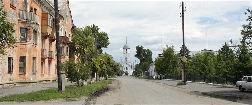 Кафедральный собор Николая Чудотворца, Шадринск