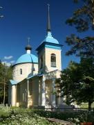 Большая Шалга. Покрова Пресвятой Богородицы, церковь