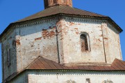 Церковь Воздвижения Креста Господня - Суздаль - Суздальский район - Владимирская область