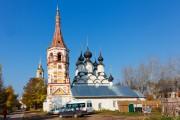 Церковь Антипы Пергамского - Суздаль - Суздальский район - Владимирская область