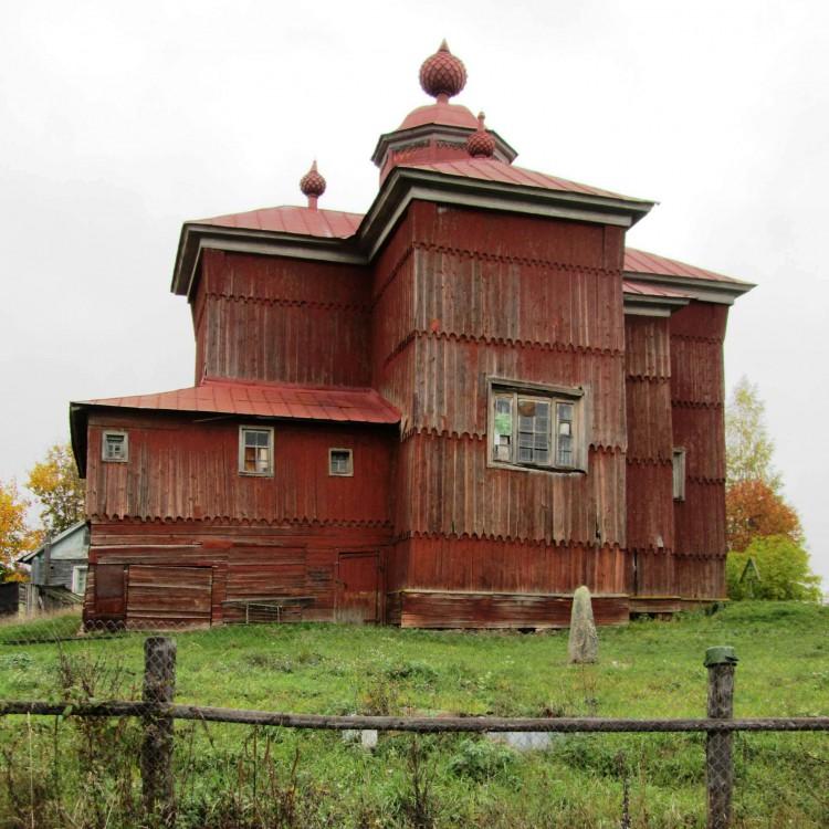 Церковь Николая Чудотворца, Дмитриево