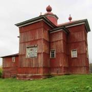Церковь Николая Чудотворца - Дмитриево - Череповецкий район - Вологодская область