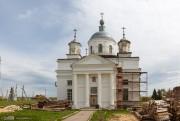 Церковь Троицы Живоначальной - Воронье - Судиславский район - Костромская область