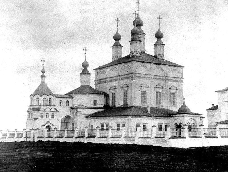 Собор Воскресения Христова, Лальск