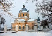 Церковь Николая Чудотворца - Великорецкое - Юрьянский район - Кировская область