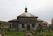 Церковь Илии Пророка - Согиницы - Подпорожский район - Ленинградская область